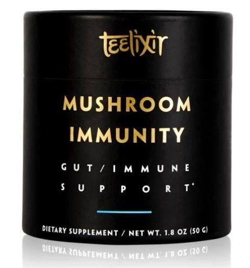 TEELIXIR - MUSHROOM IMMUNITY 8 EXTRACT BLEND 50GM