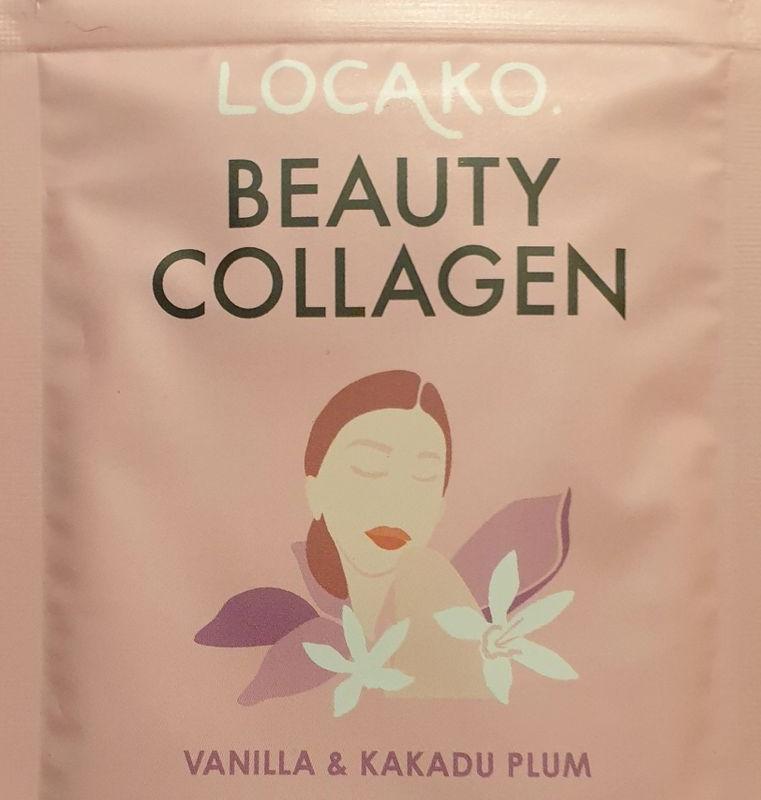 Locako Beauty Collagen Vanilla & Kakadu Plum Sachets 10gm
