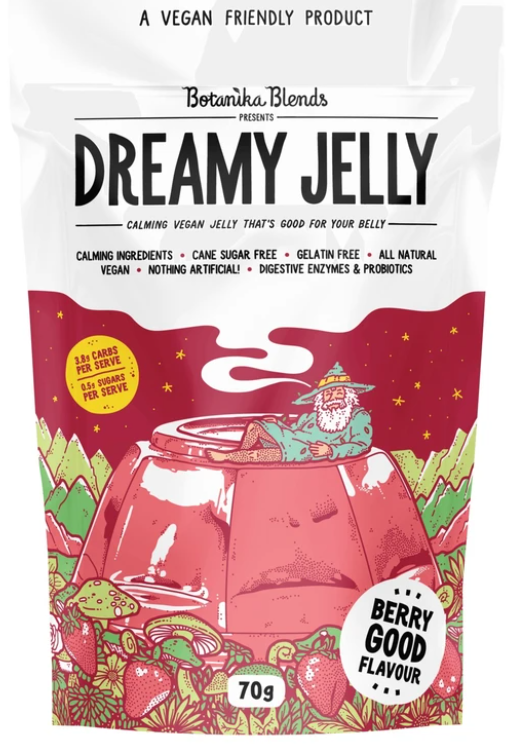 Botanika Blends Dreamy Jelly - Berry Good Flavour 70gm