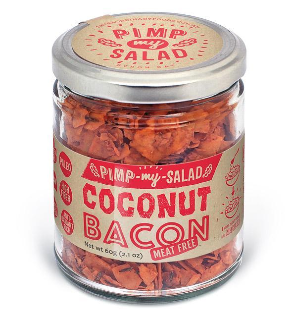Coconut bacon 65gm